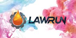 Презентация красителя/маркера Lawrun